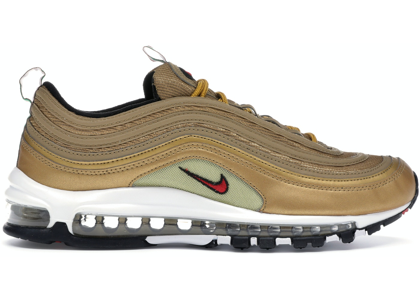 373f9b6082 Air Max 97 Metallic Gold (Italy) - AJ8056-700