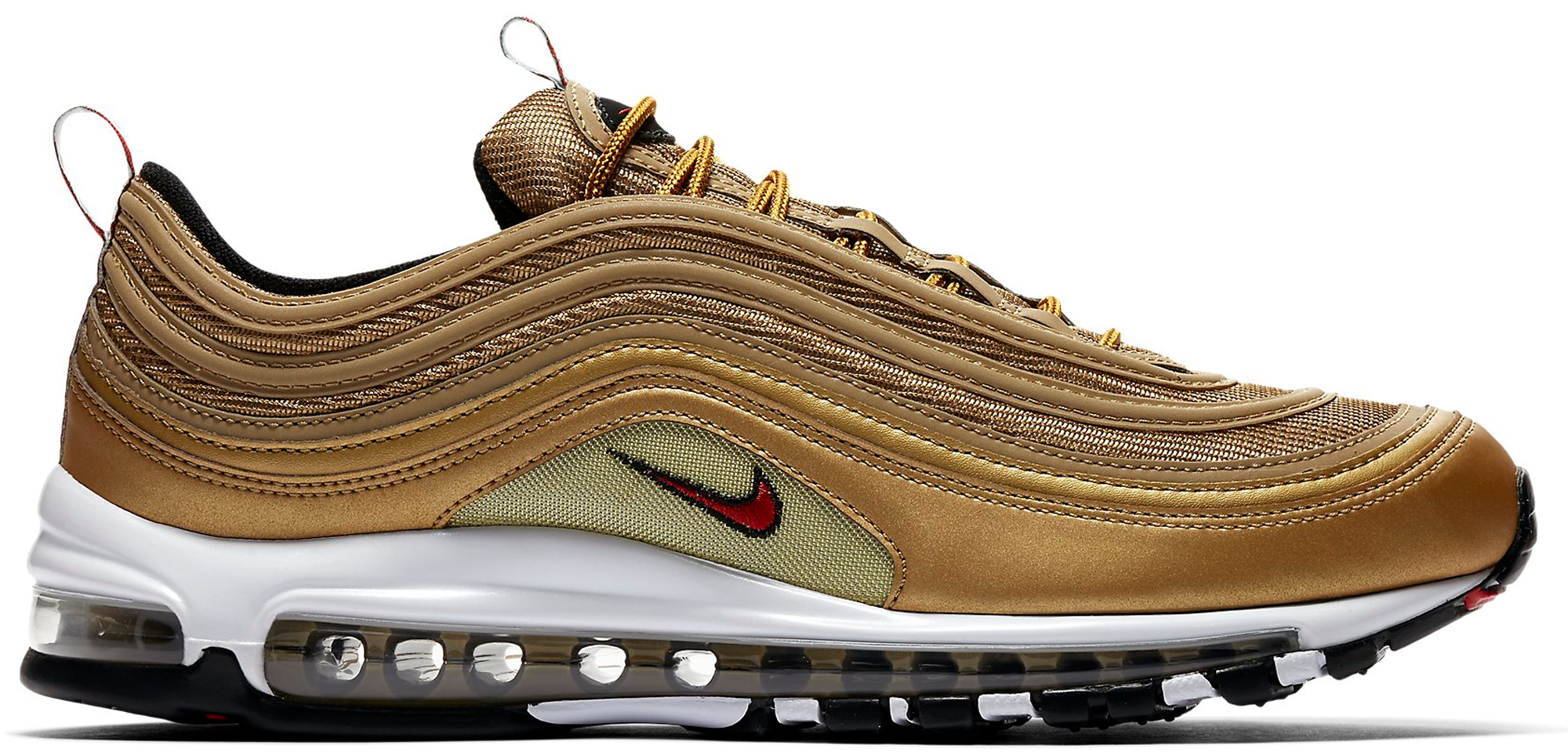 nike air max 97 metallic gold ogre