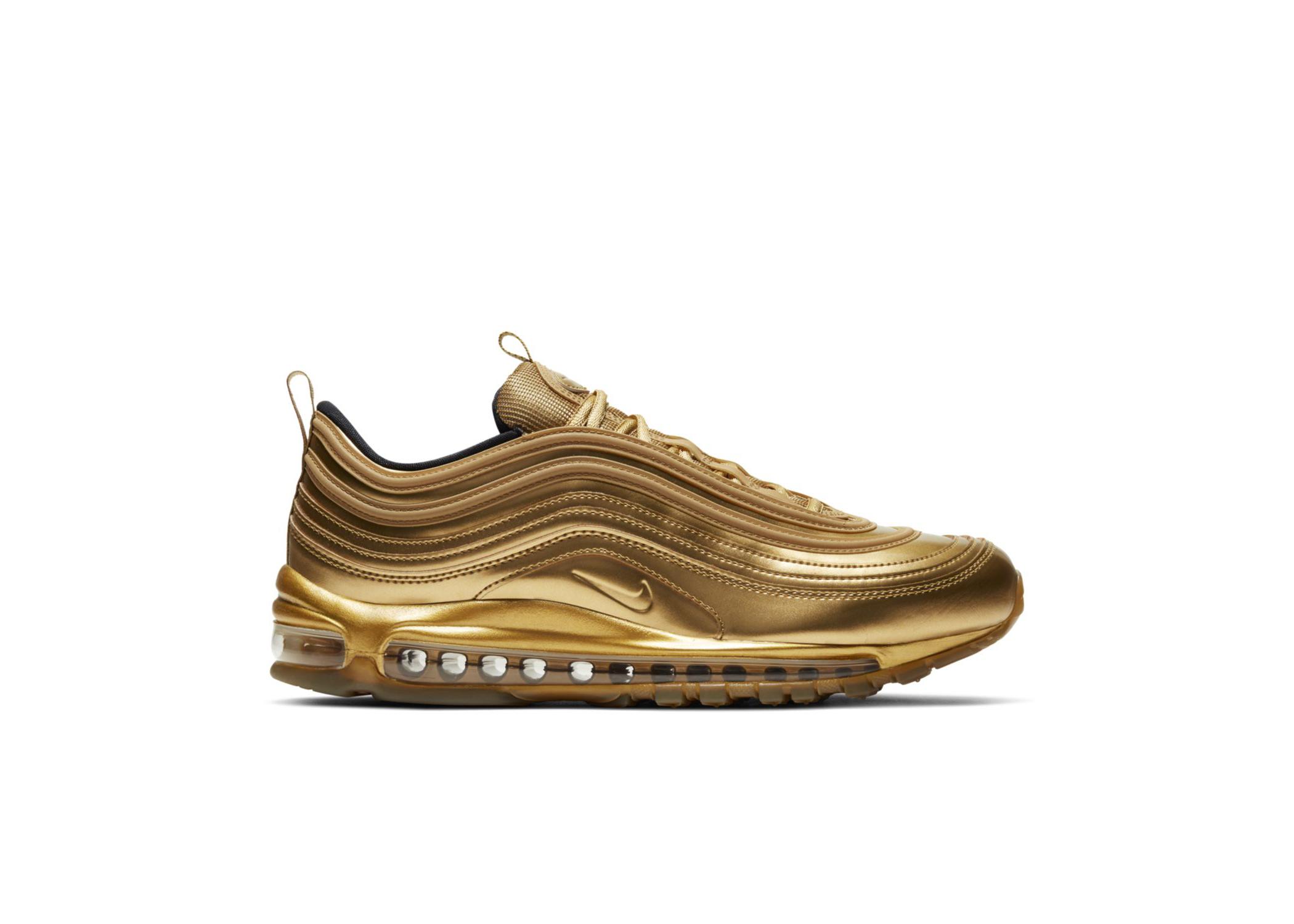 Nike Air Max 97 Metallic Gold - CT4556-700