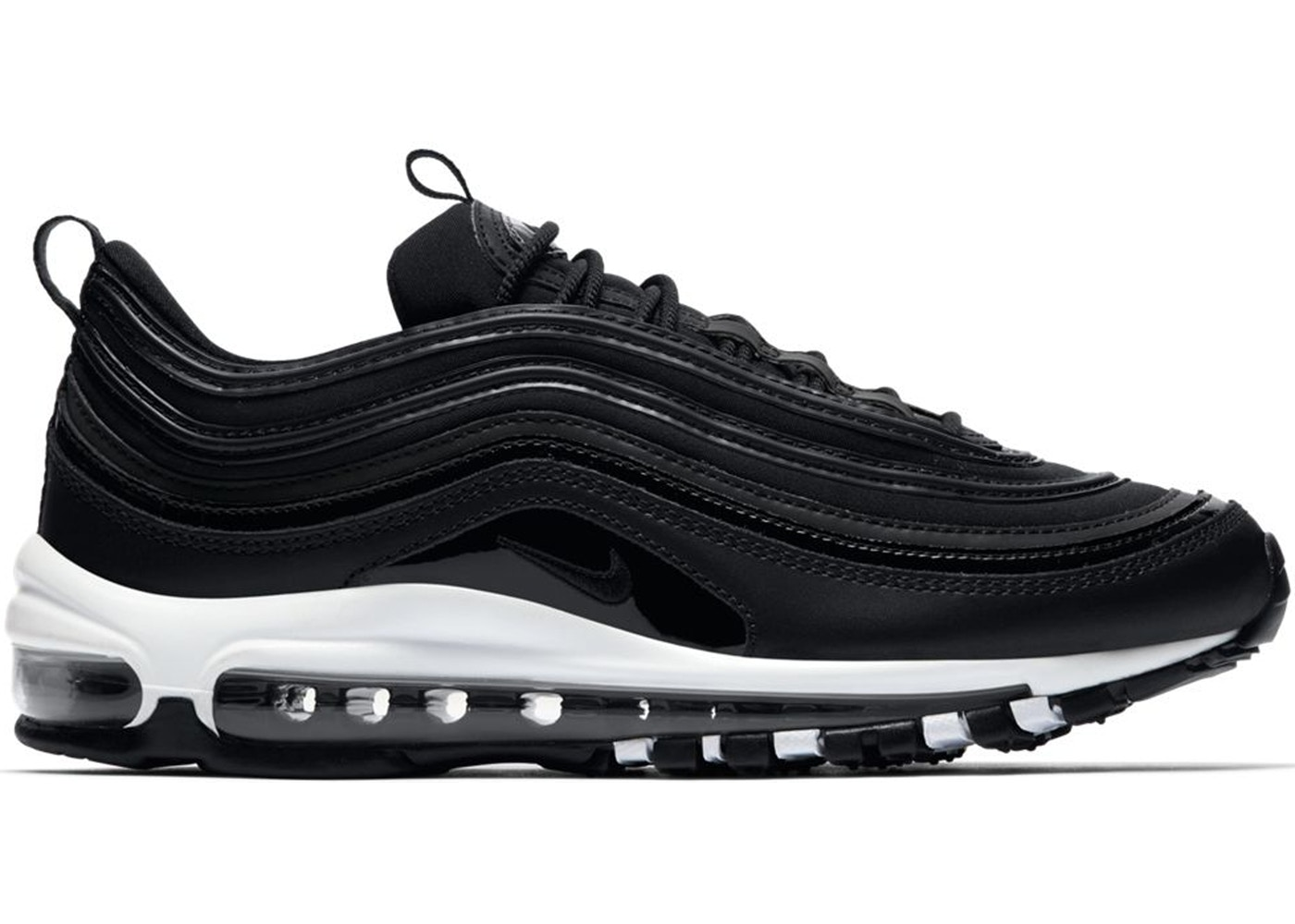 Metallic 917646 Max Air 003 Black 97 Leather w pWEZn6fqZ