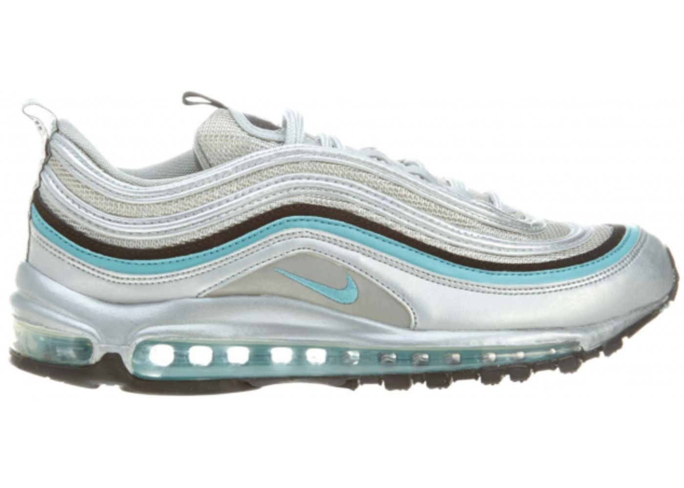 Sell. or Ask. Size  9.5. View All Bids. Air Max 97 Metallic Silver ... 205c1c4a822b