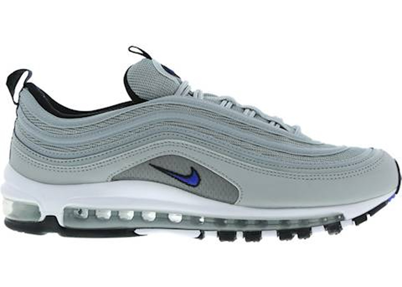 premium selection 74bc7 1a9f4 Sell. or Ask. Size  9.5. View All Bids. Air Max 97 Metallic Silver Racer  Blue