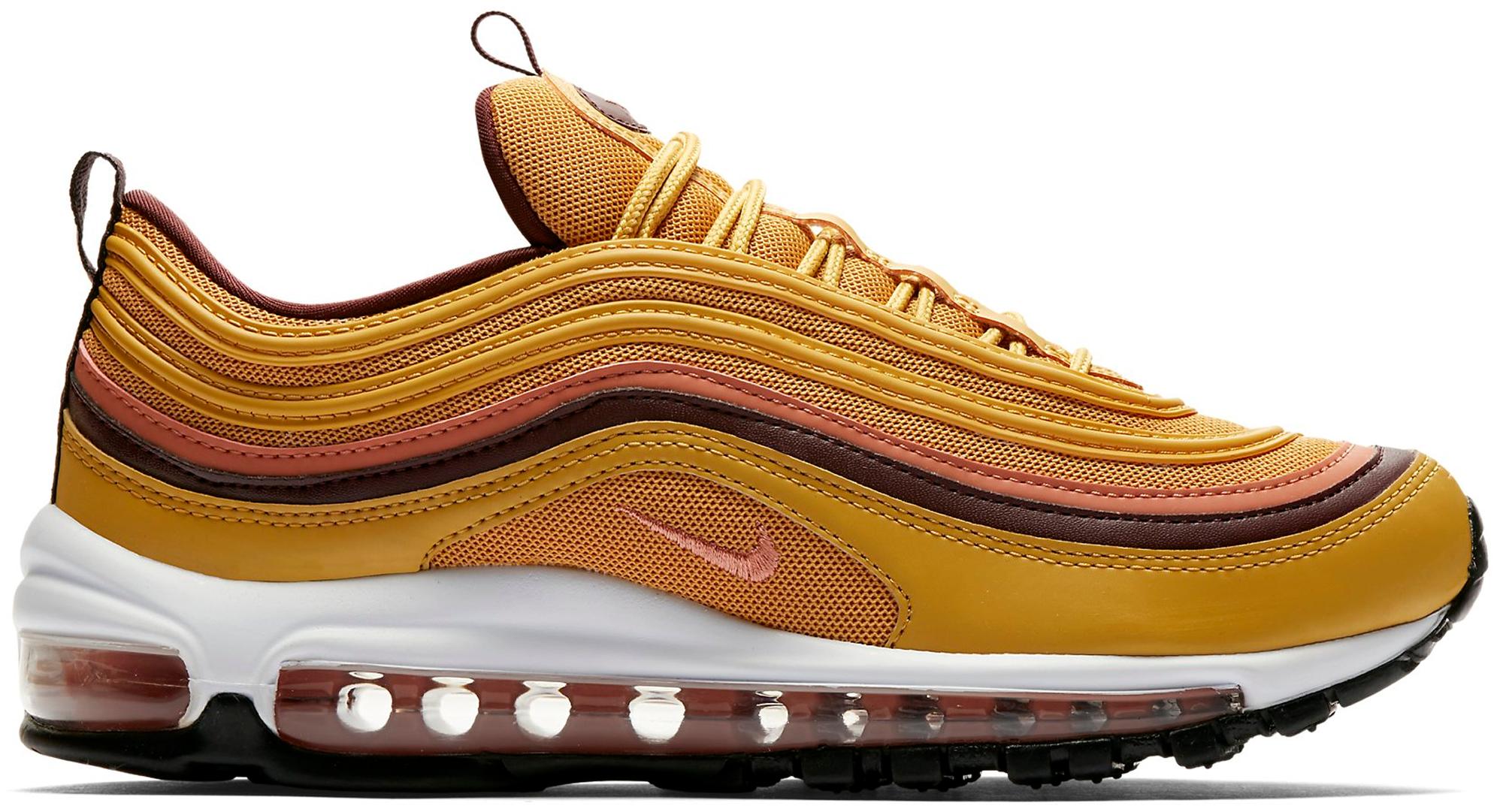 Nike Air Max 97 Mustard (W) - 921733-700
