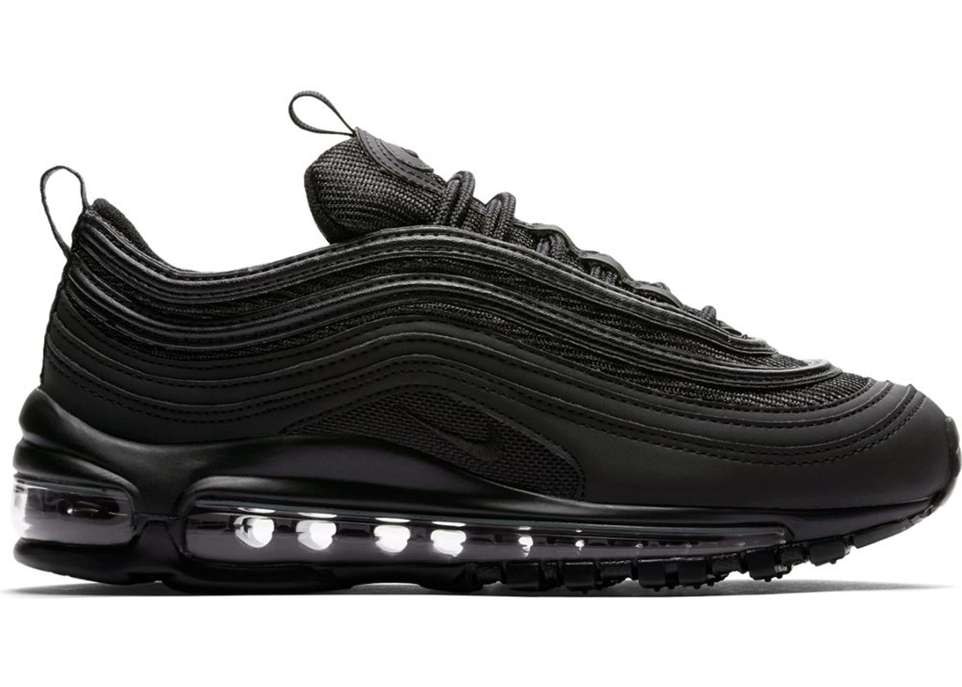 the best attitude de225 54653 Air Max 97 OG Triple Black (GS)
