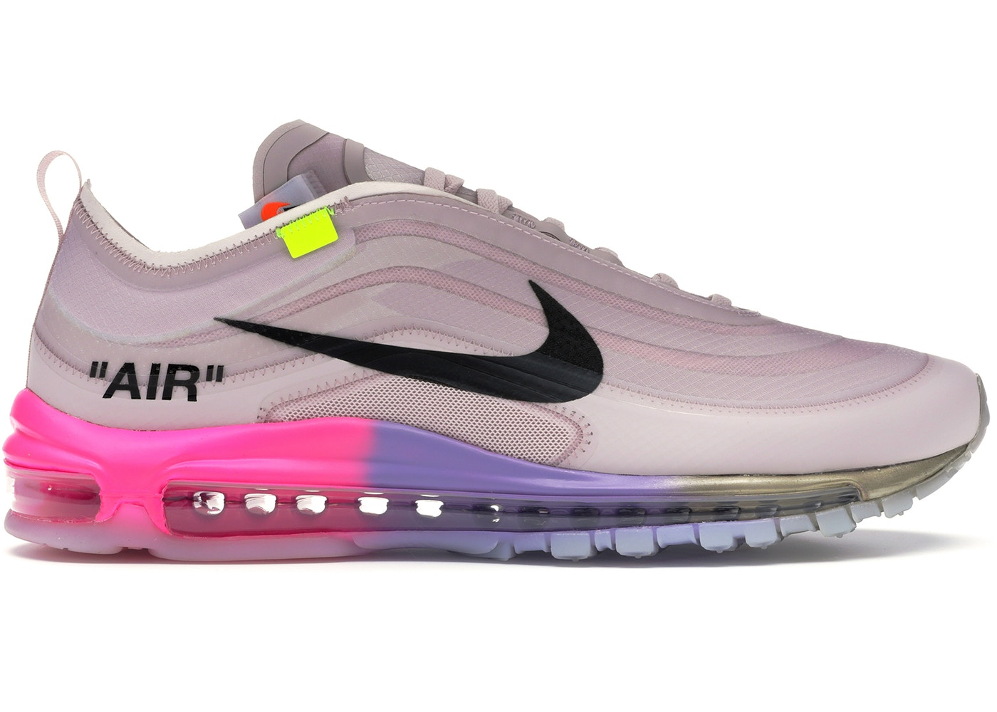 bas prix d7ab5 a681a Air Max 97 Off-White Elemental Rose Serena