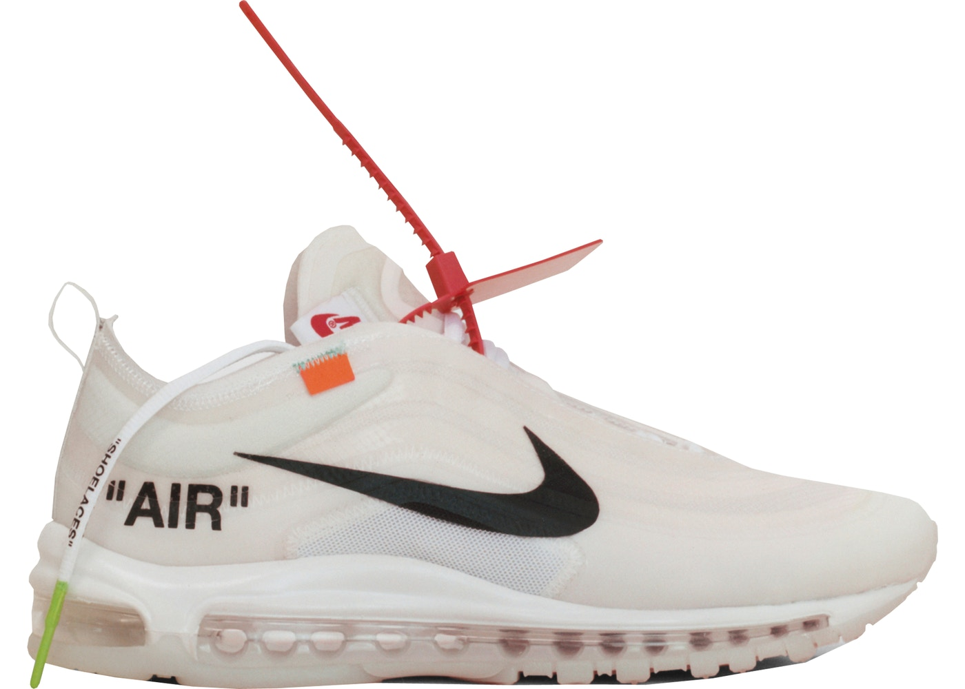 check out a3b75 aa159 nike off white air max 97 retail price