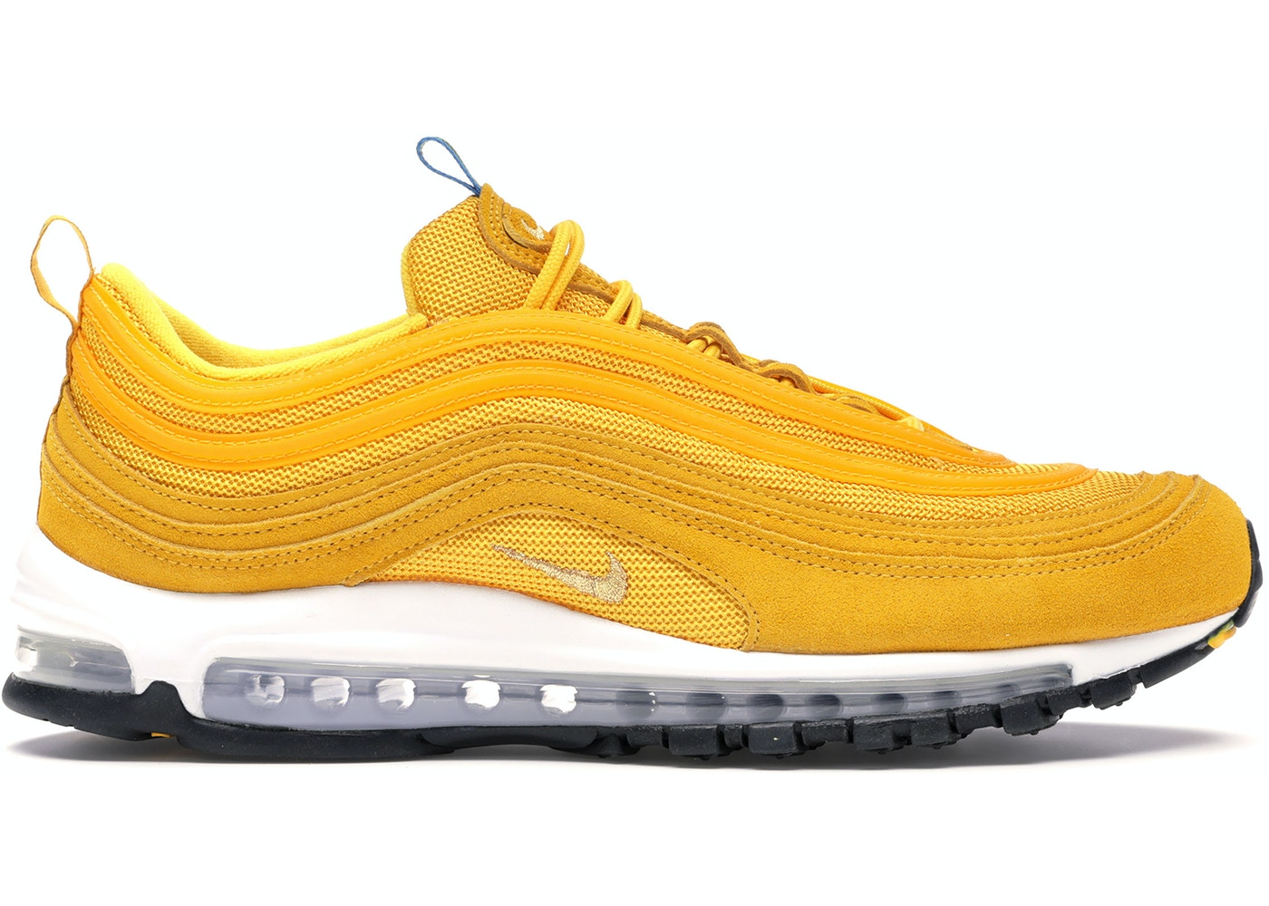 bosquejo Por ahí Frustrante  Nike Air Max 97 Olympic Rings Pack Yellow - CI3708-700