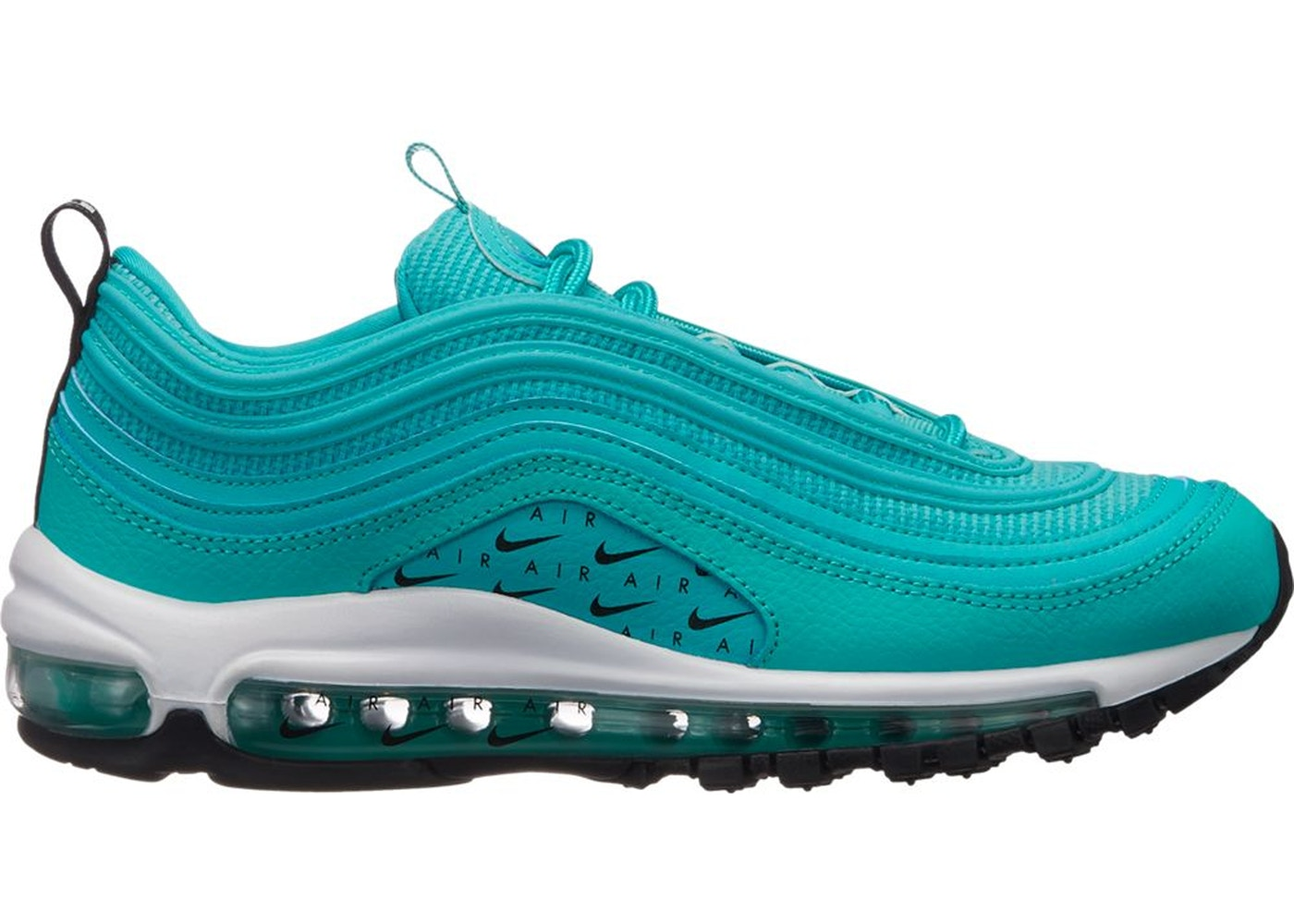 innovative design aa4e6 db790 Air Max 97 Overbranding Hyper Jade (W)