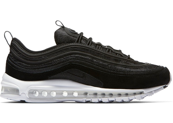 032fa3a0b8aec7 Air Max 97 PRM Black White - 921826-003