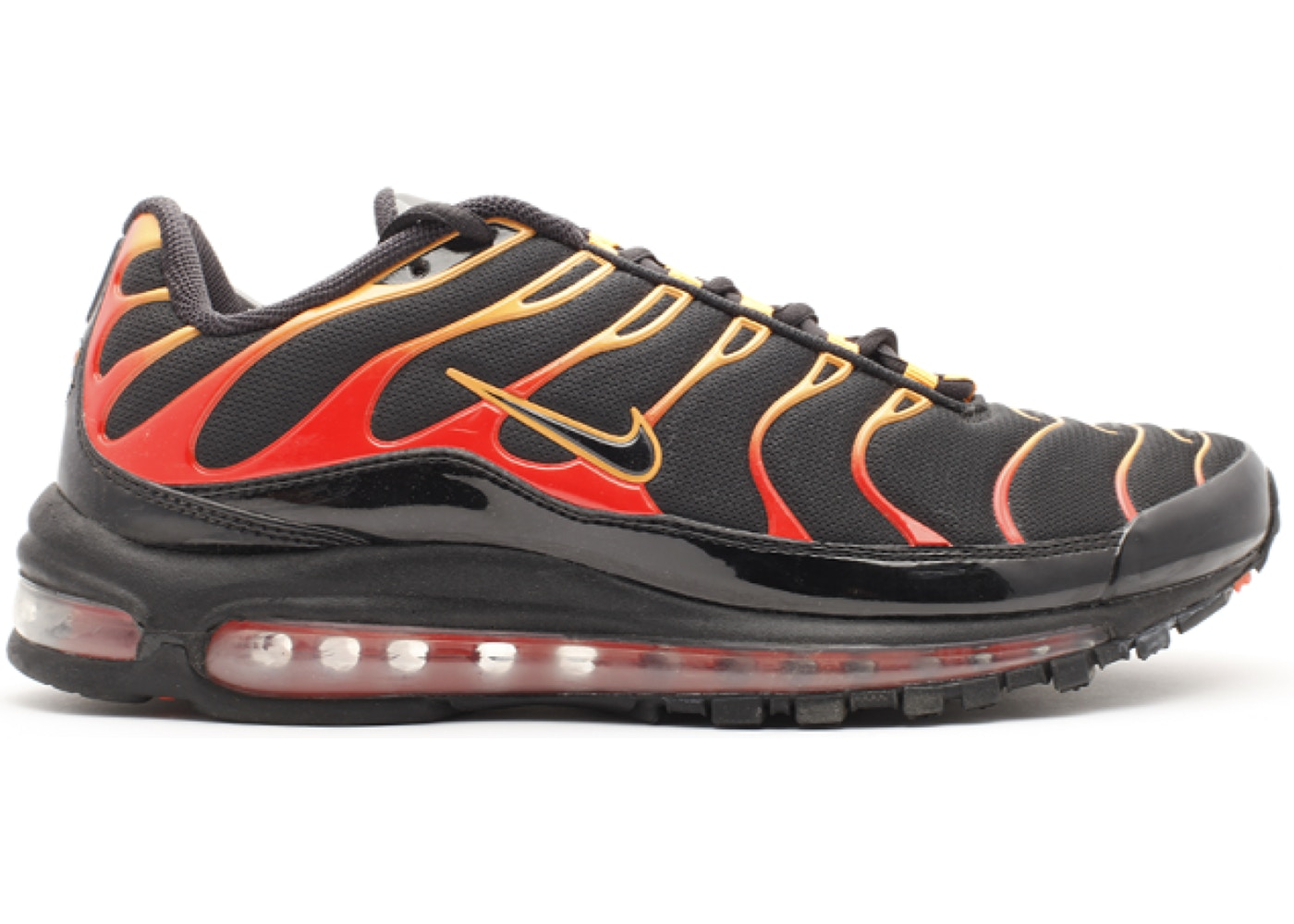 new concept 0f106 5777b Air Max 97 Plus Black Orange