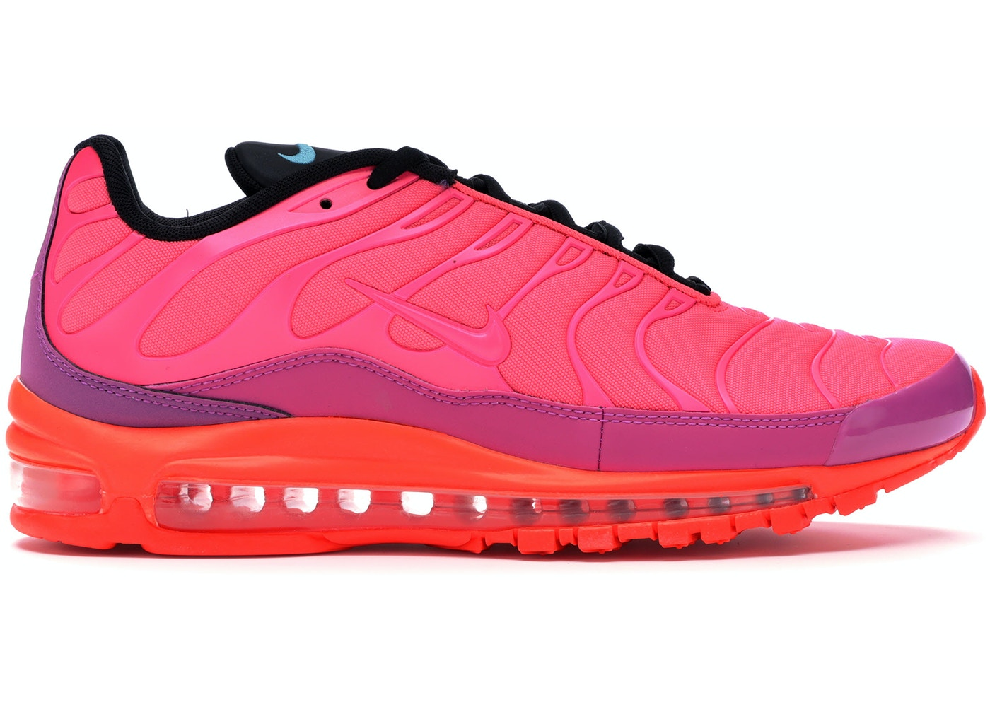 newest a553f a0081 Air Max 97/Plus Racer Pink Hyper Magenta