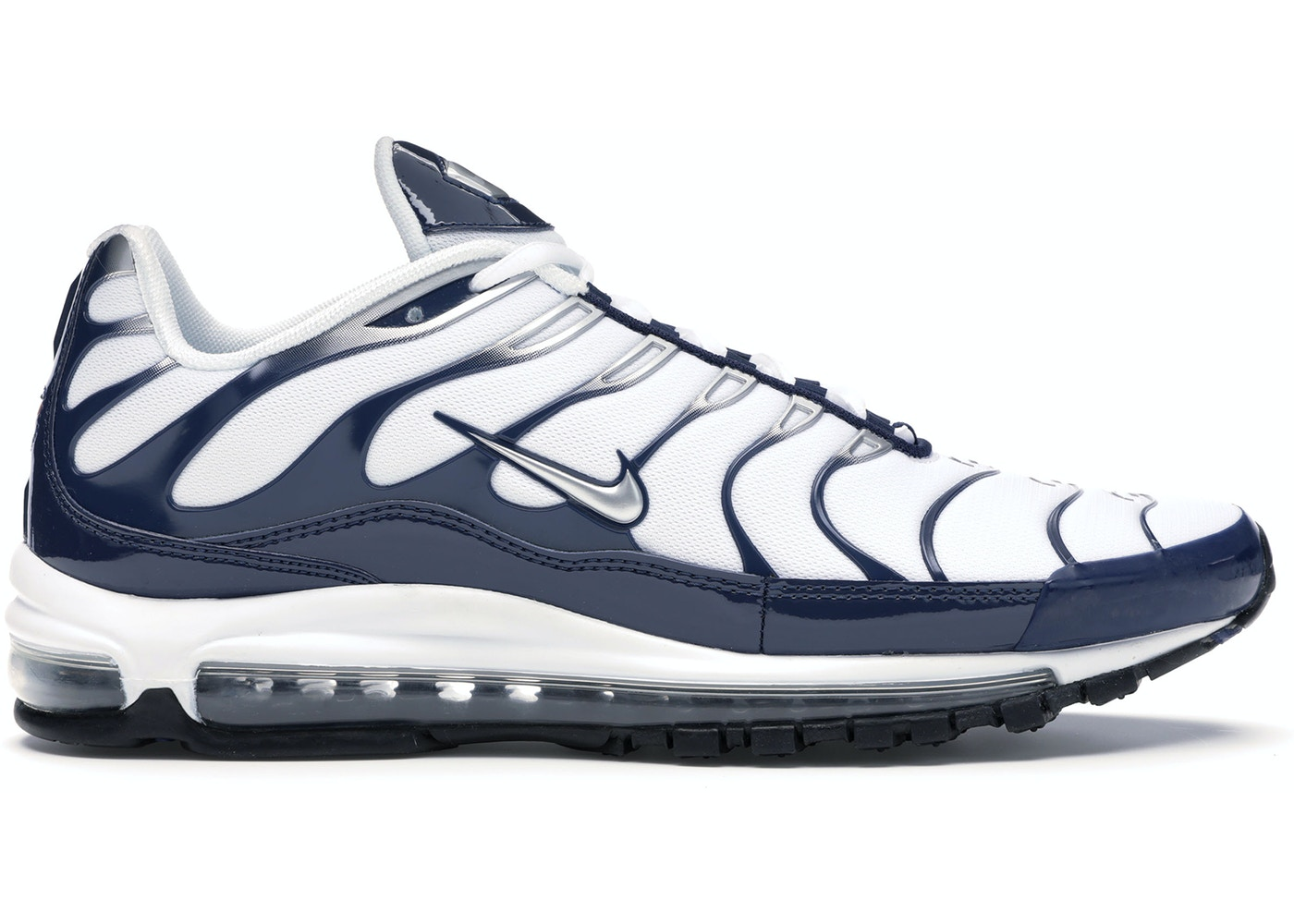 free shipping abead b2ed1 Air Max 97 Plus White Navy