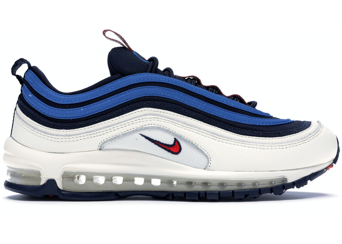 Nike Air Max 97 Summit White Barely Volt womens sneakers