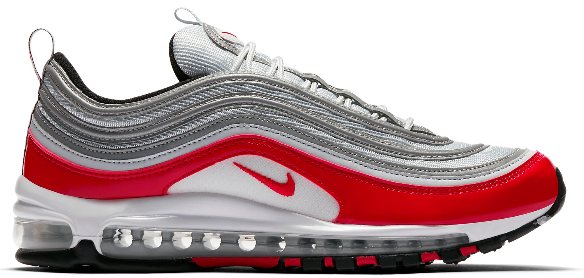 9abba8d14c ... black mens casual trainers promo code for air max 97 pure platinum  university red 6229c d7988 france image is loading nike ...