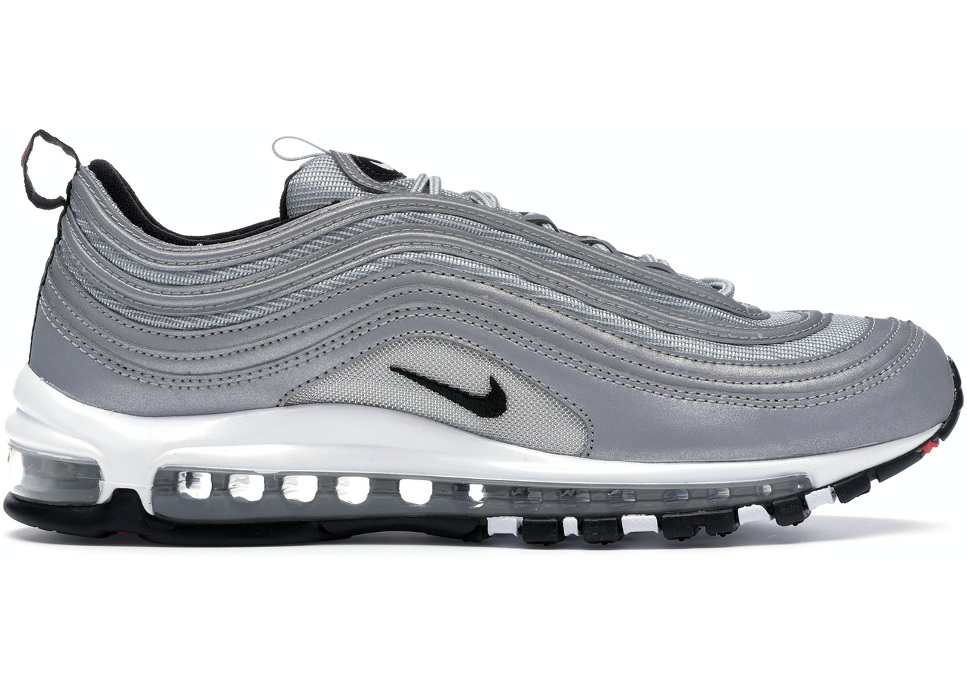South Korea Nike Air Max 97 OG Snowflake Full palm As