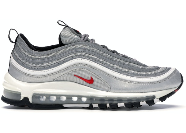 retail prices best loved factory outlet Air Max 97 Silver Bullet (2016/2017)