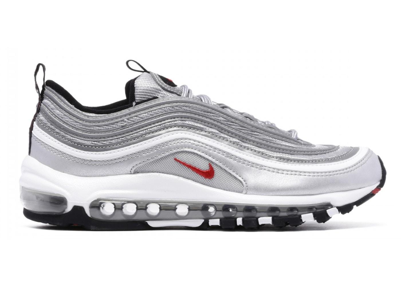 Off White x Nike Air Max 95 White Silver Men's Size 609048 159