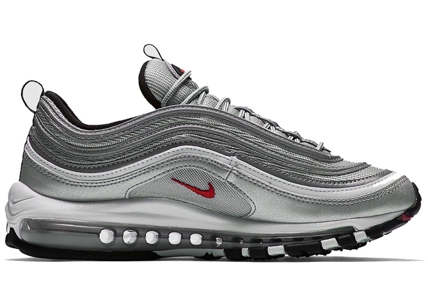 silver air max 97