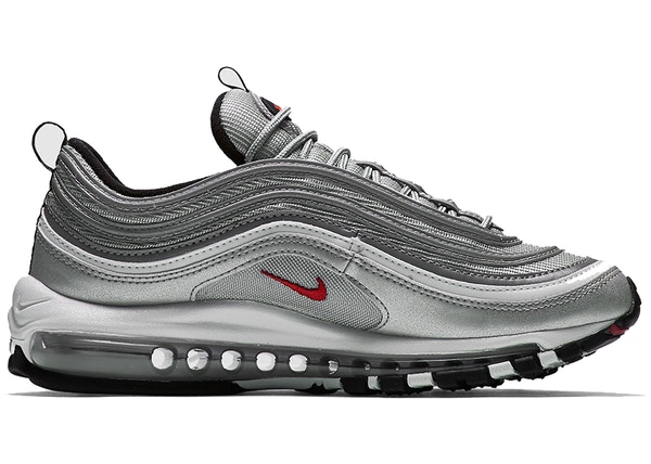 big sale 6d2fa 467e4 Air Max 97 Silver Bullet (2016 2017)