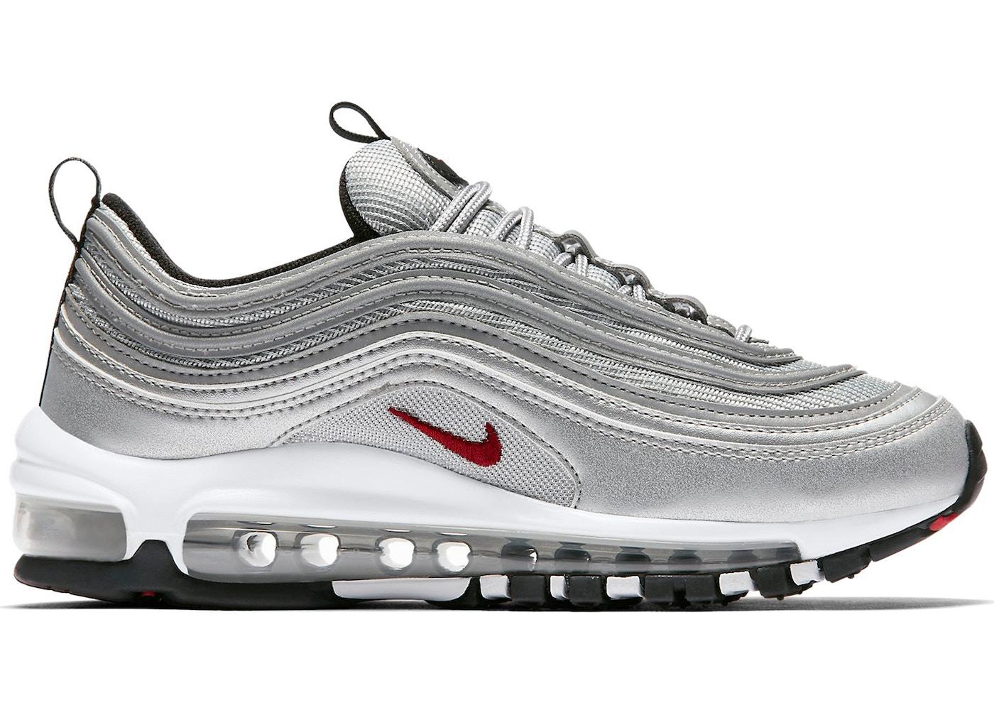 air max silver