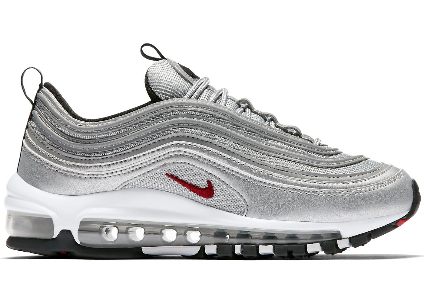 Nike Air Max 97 'Summit White' Release Date. Nike⁠+ SNKRS