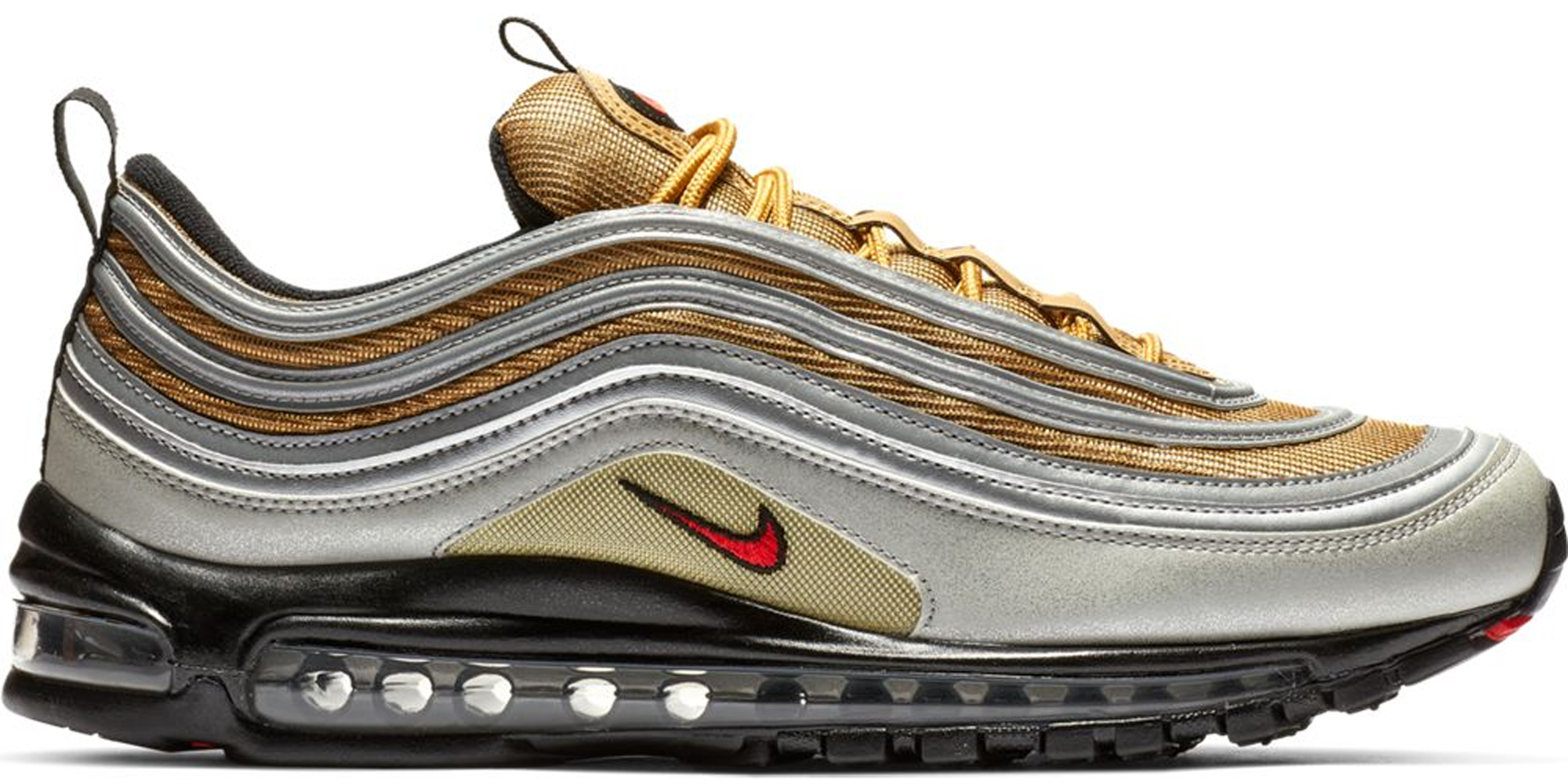 Nike Air Max 97 OG QS 'Silver Bullet Black T (PANTHER