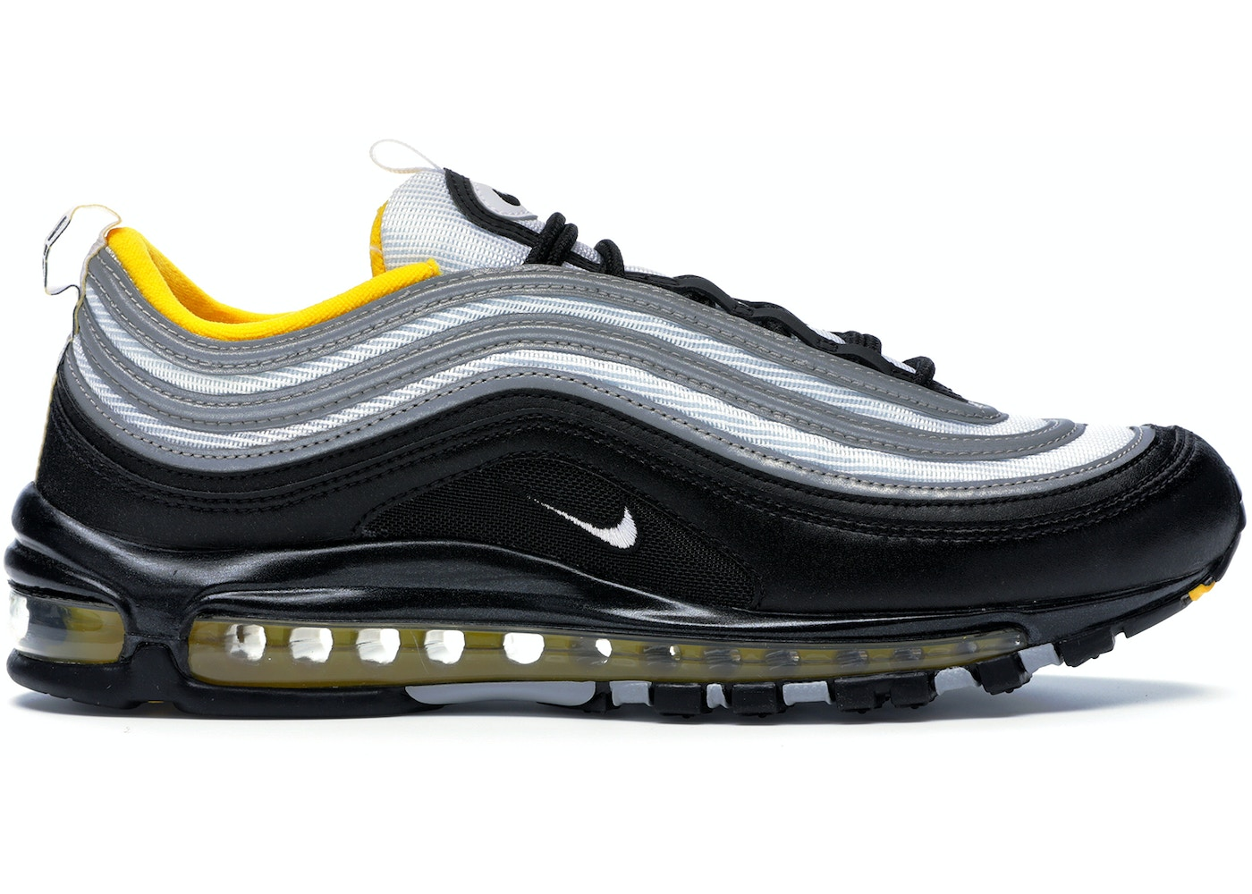 detailed look 5e696 d26eb Air Max 97 Steelers (2018)