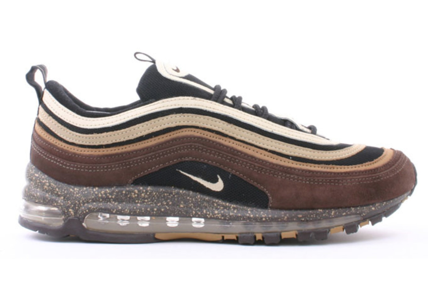 best wholesaler uk availability classic fit Air Max 97 True Baroque Brown