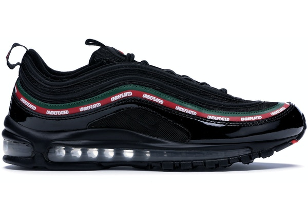 on sale ca4be 7619f Air Max 97 UNDFTD Black - AJ1986-001