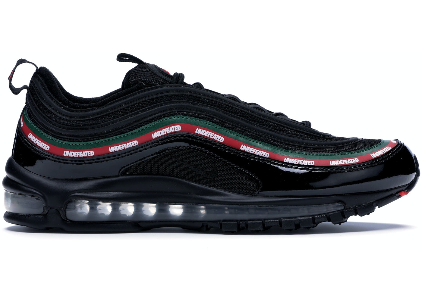 on sale 99898 ddd0b Air Max 97 UNDFTD Black - AJ1986-001