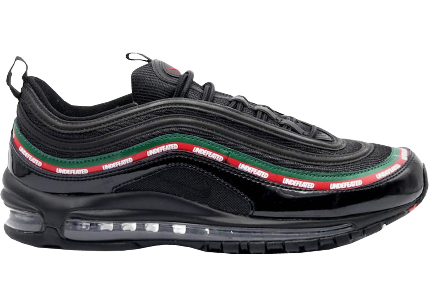 nike air max 97 undefeated