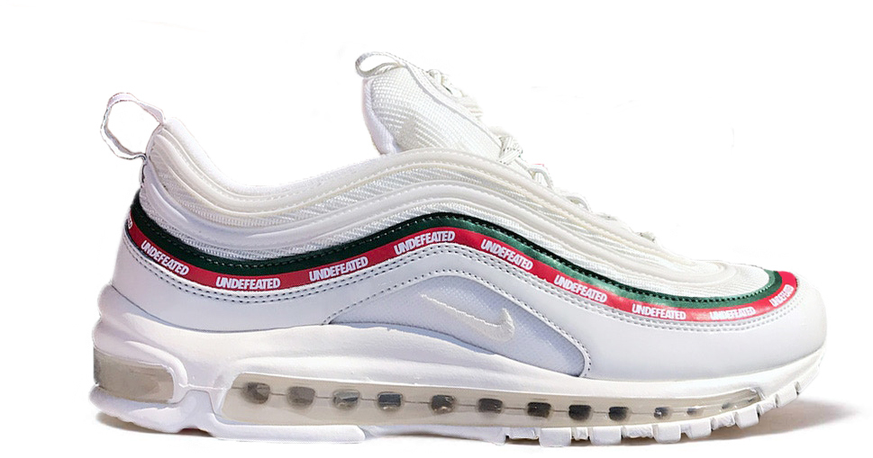 Nike Air Max 97 UNDFTD White