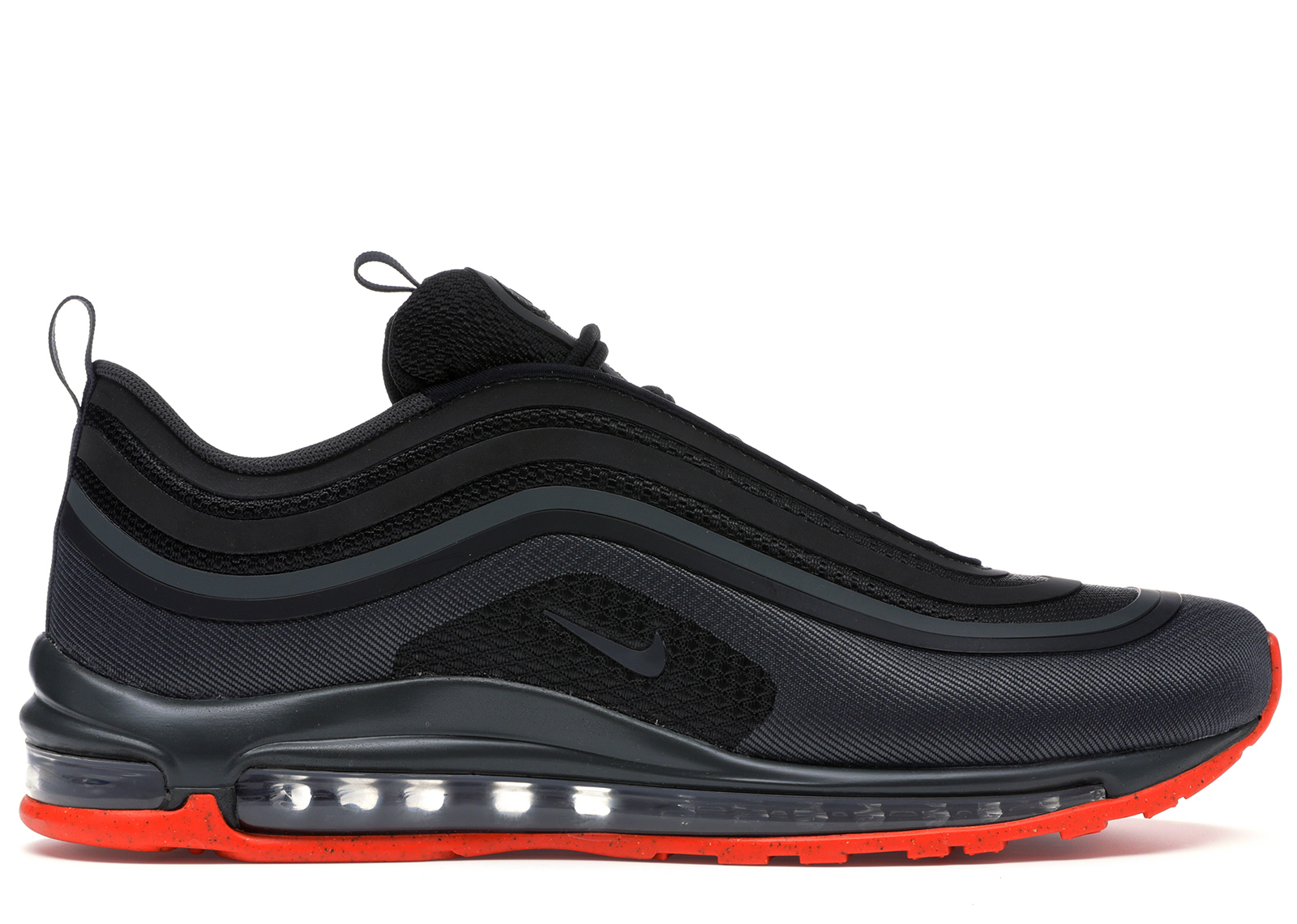 nike air max 97 ultra noir orange