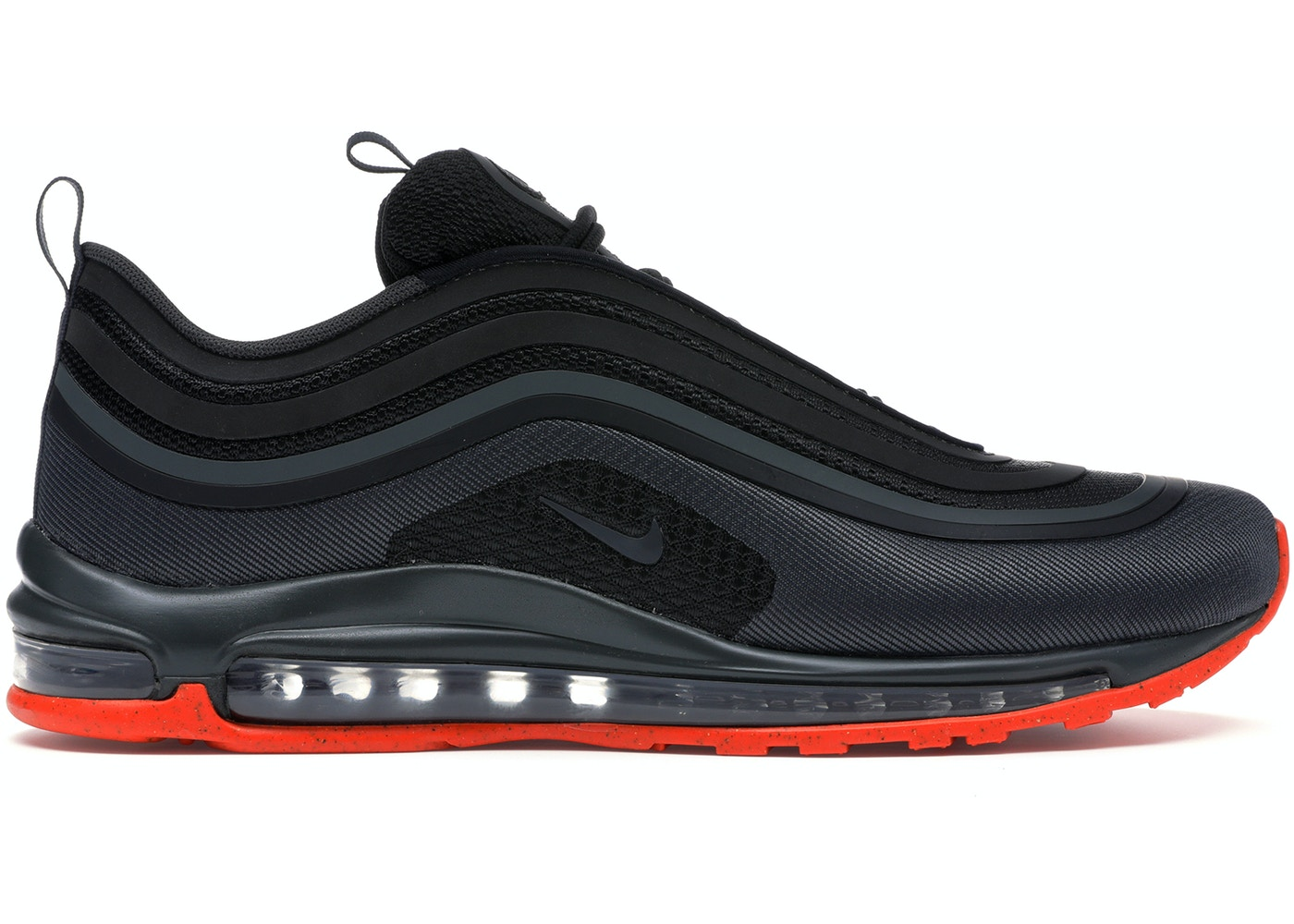 online store aed96 84c9a Air Max 97 Ultra 17 Anthracite Rush Orange - AH9943-001