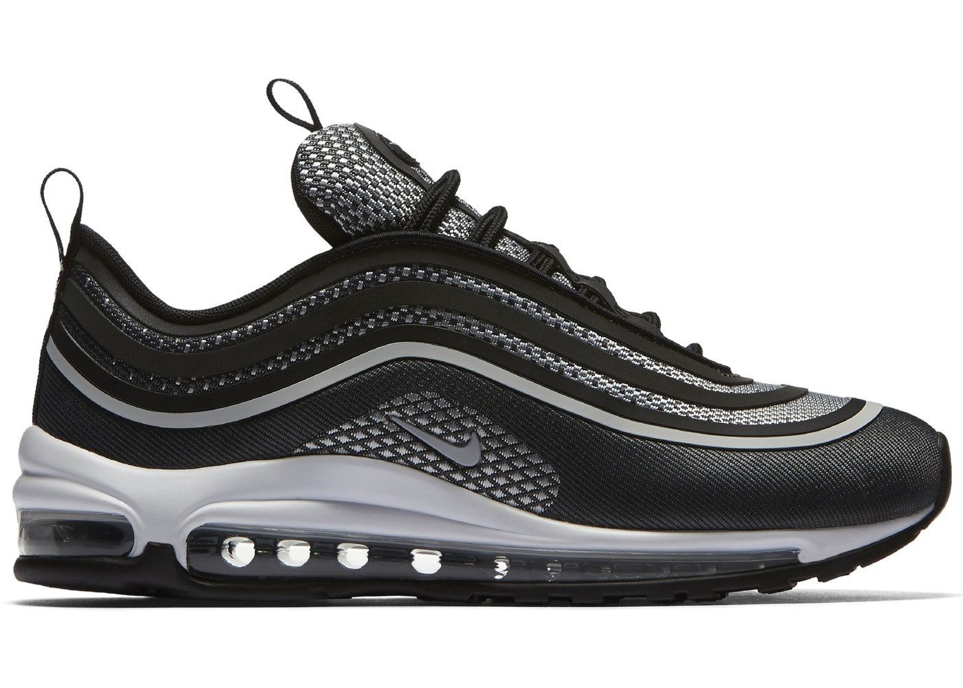 nike air max 97 ultra black white