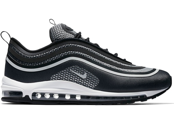 separation shoes 09084 0f9a9 Air Max 97 Ultra 17 Black Pure Platinum