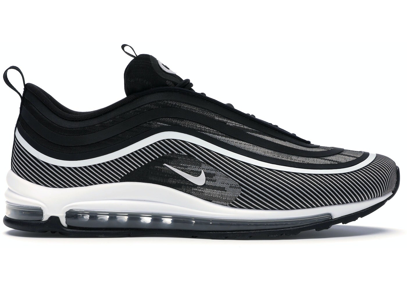 premium selection 98381 5e9fb Sell. or Ask. Size: 12. View All Bids. Air Max 97 Ultra 17 Black White