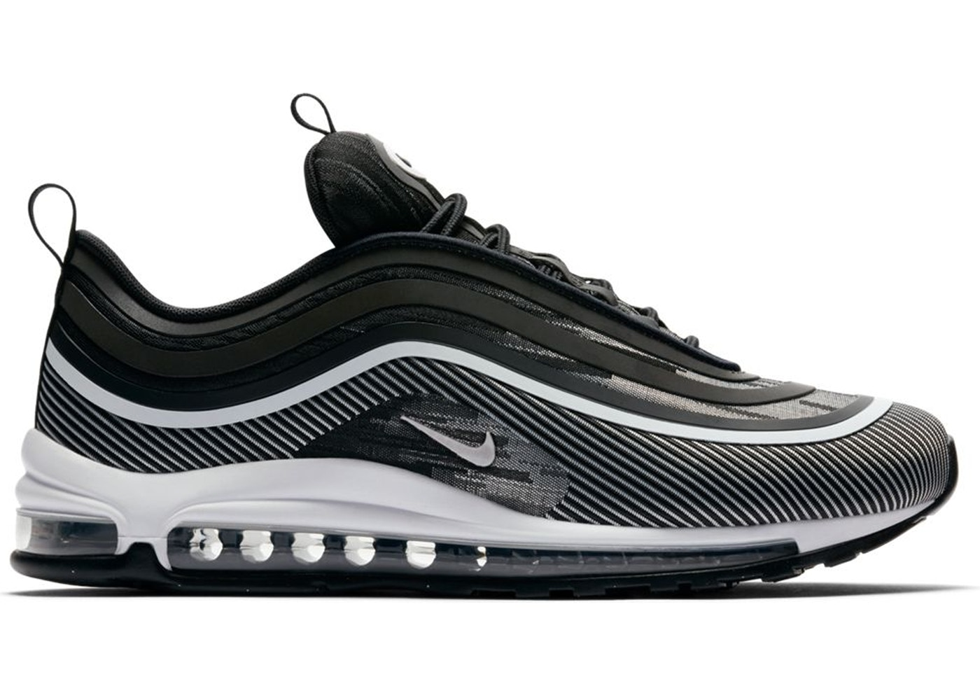 f87658d168c Air Max 97 Ultra 17 Black White - 918356-006