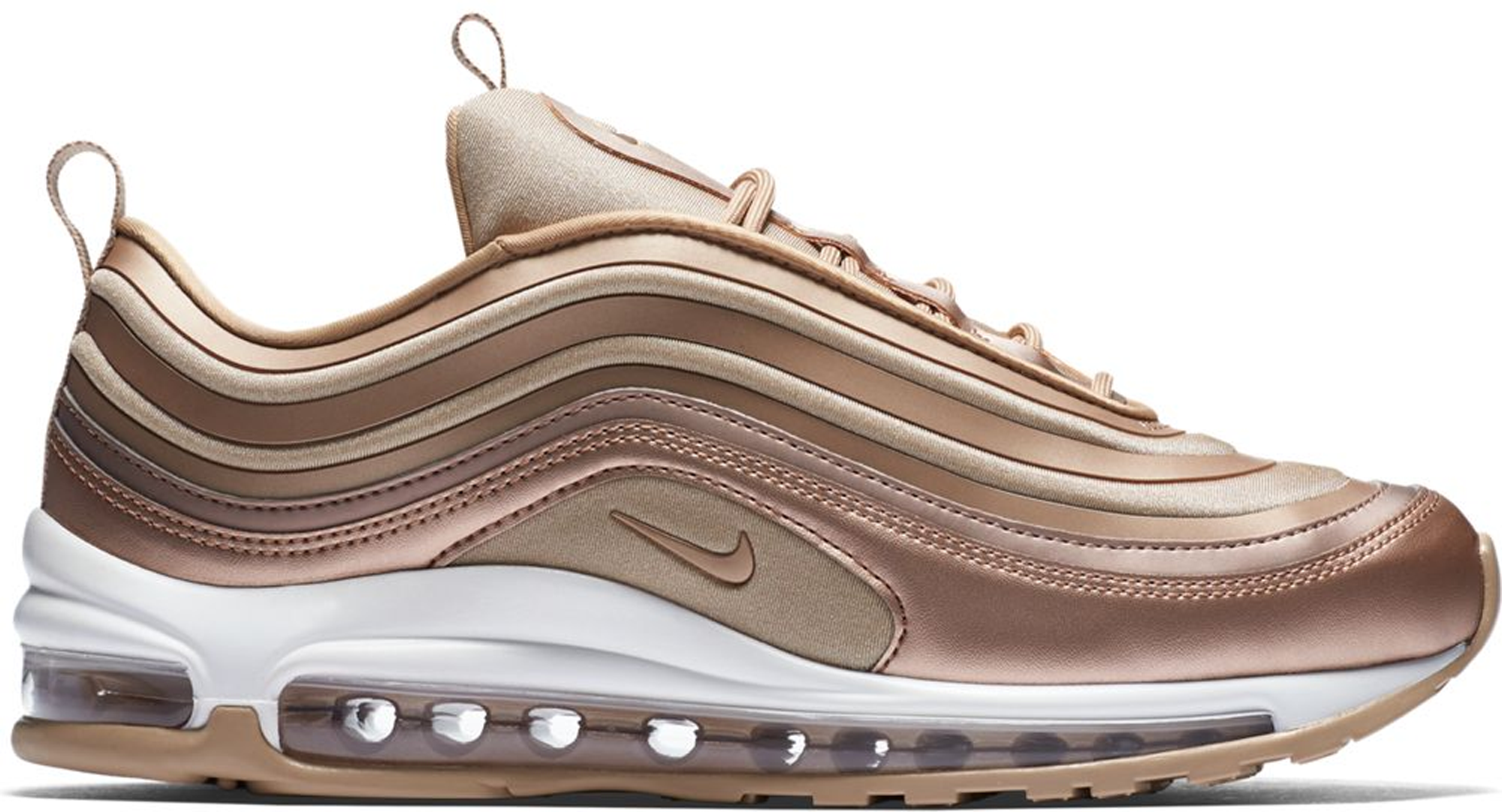 nike air max metallic bronze