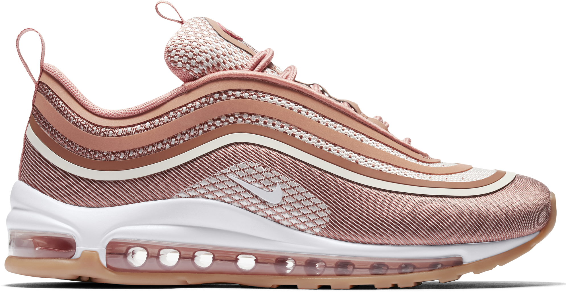 Air Exclusif Nike Max 97 Rose
