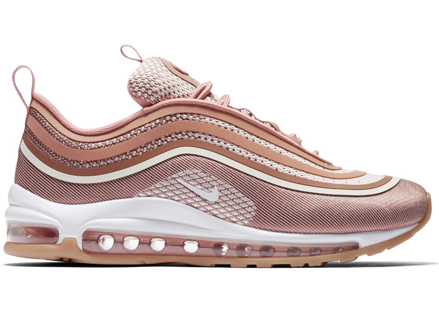 wholesale dealer 0da67 eb1b1 Air Max 97 Ultra 17 Metallic Rose Gold (W)