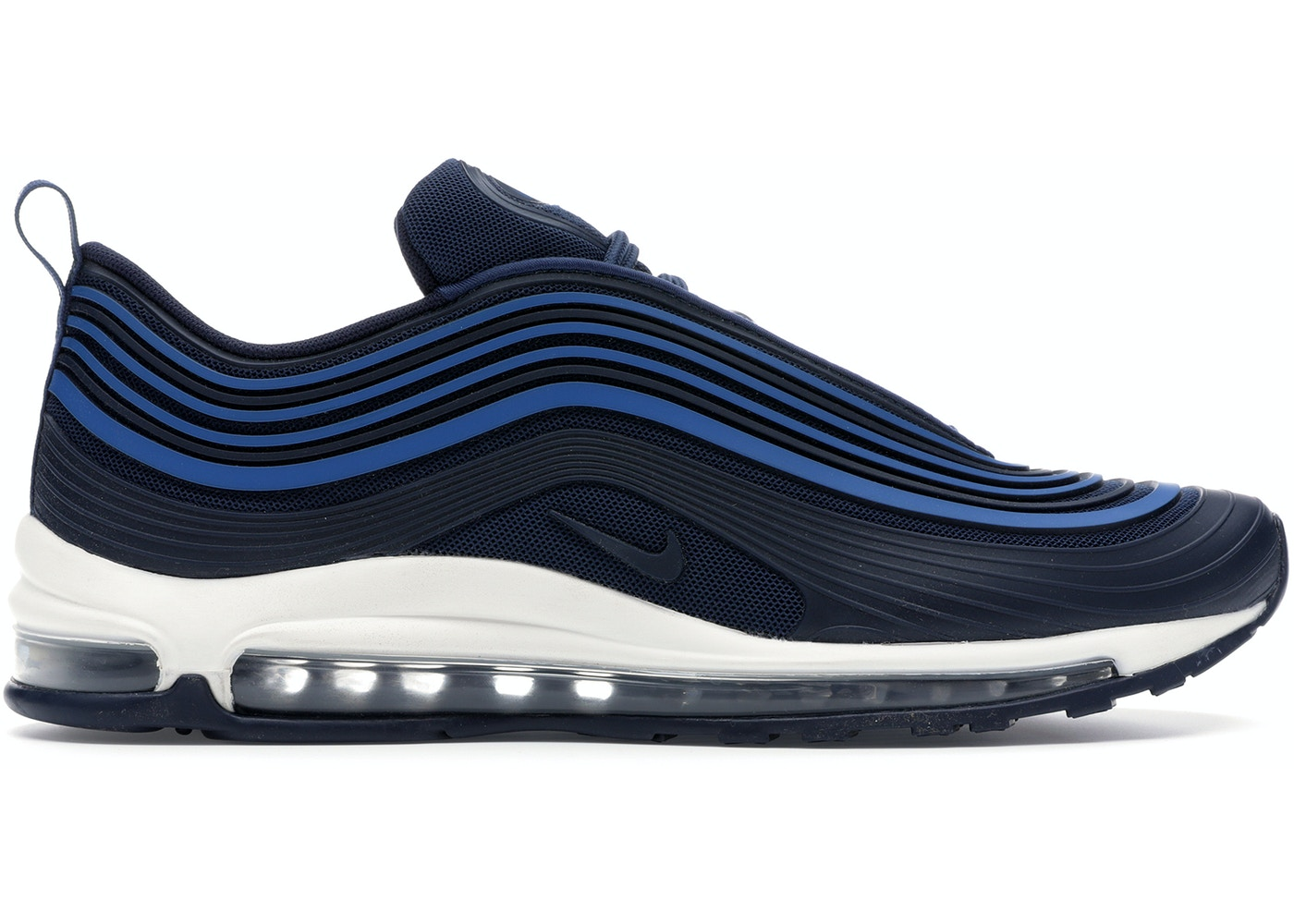 pretty nice 2fbf5 75c97 Air Max 97 Ultra 17 Navy Obsidian - AH7581-400