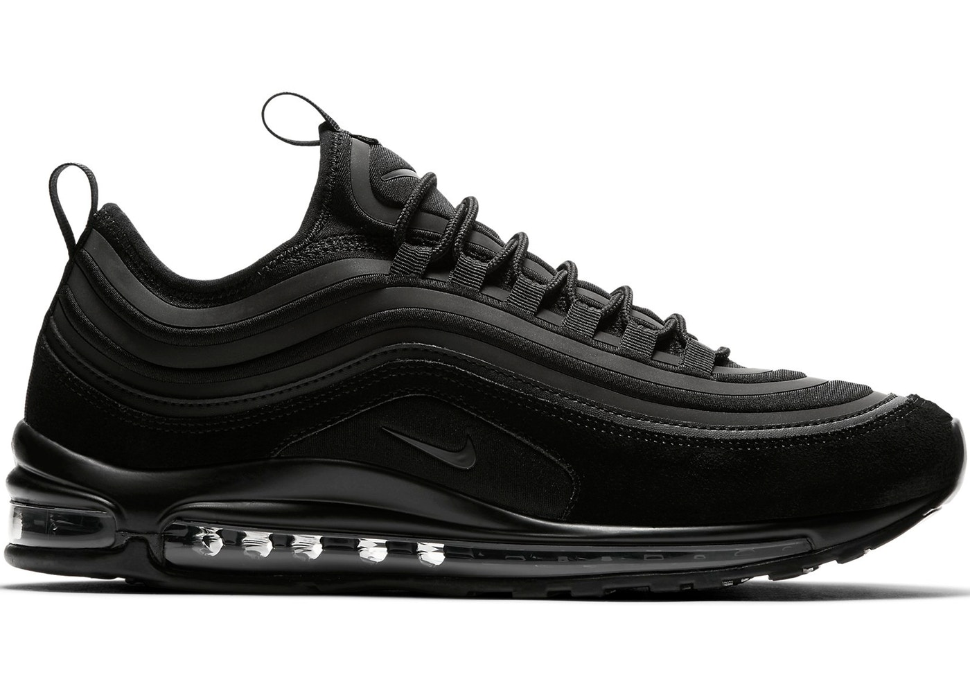 air max ultra 97 black