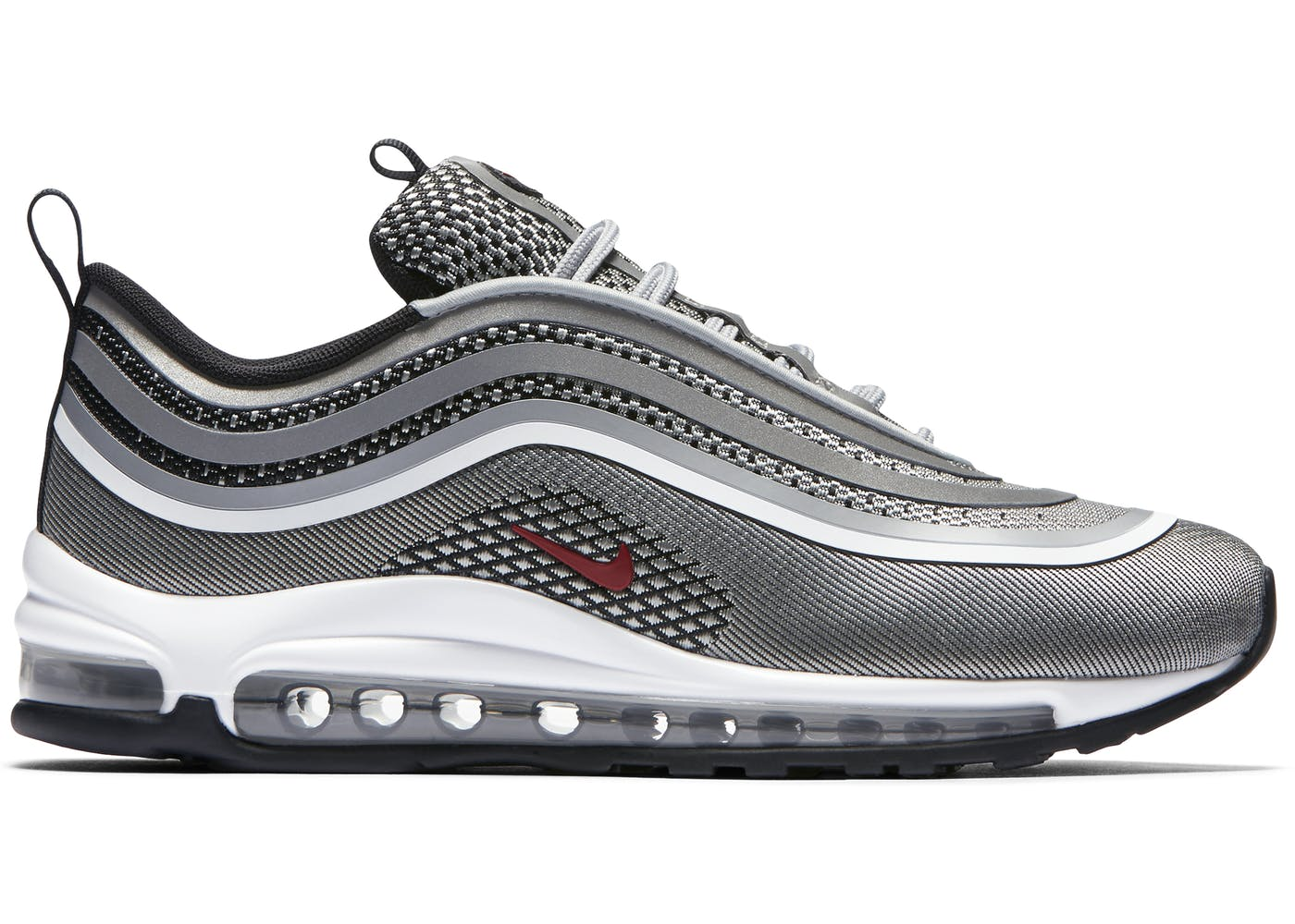 nike air max 97 ultra 17 silver