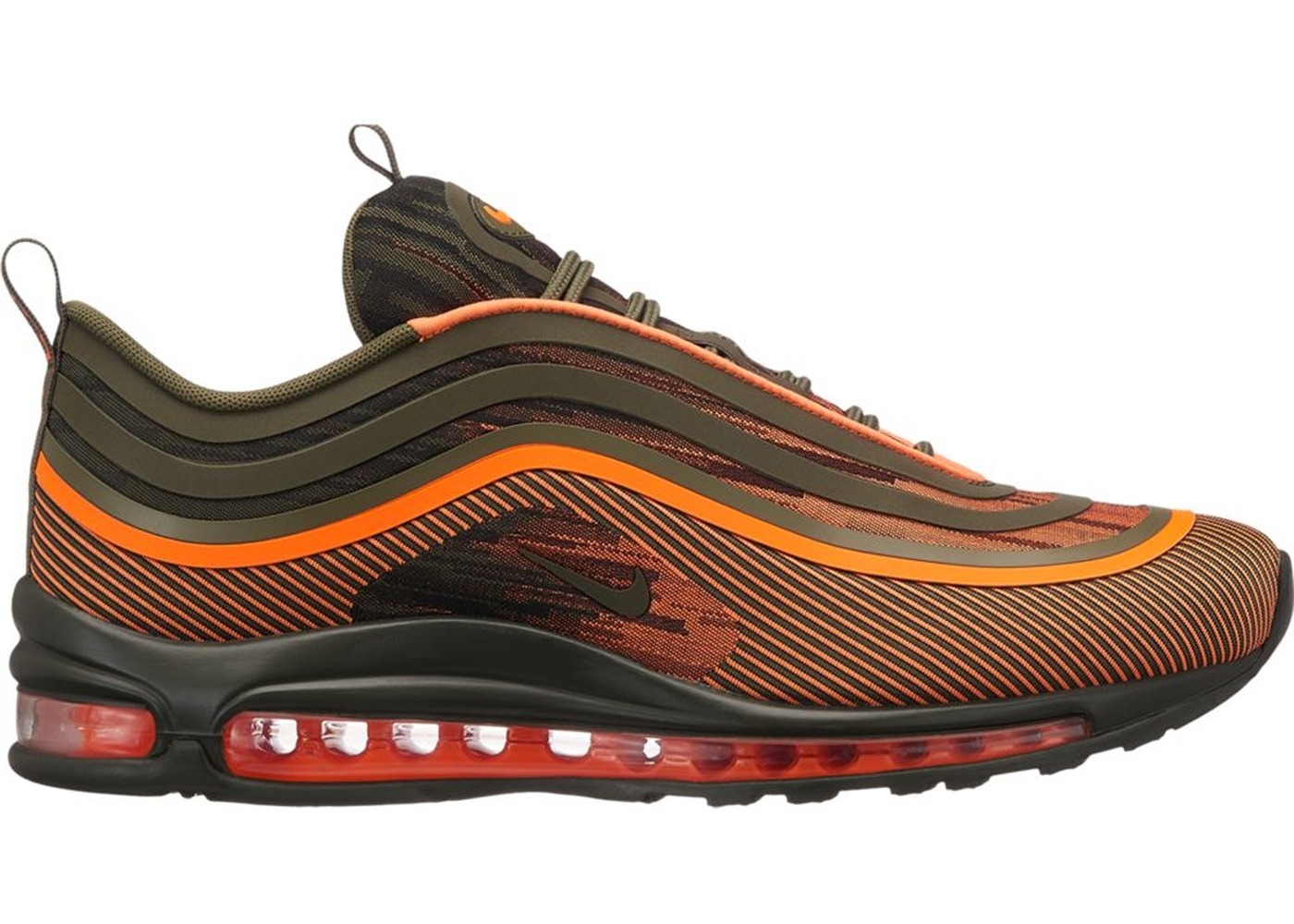 new products new collection release date Air Max 97 Ultra 17 Total Orange Sequoia