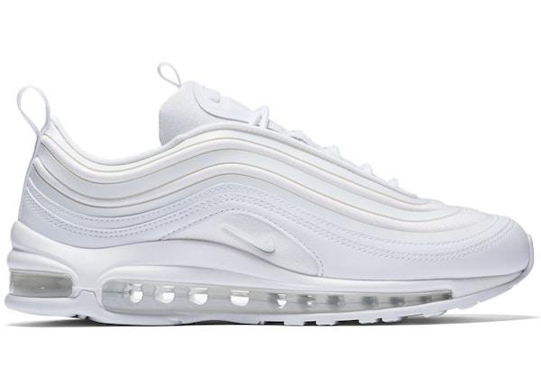 nike air max 97 all white