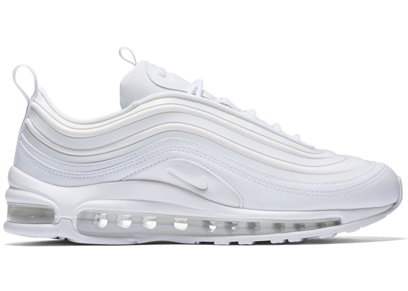 Air Max 97 Ultra 17 Triple White (W)