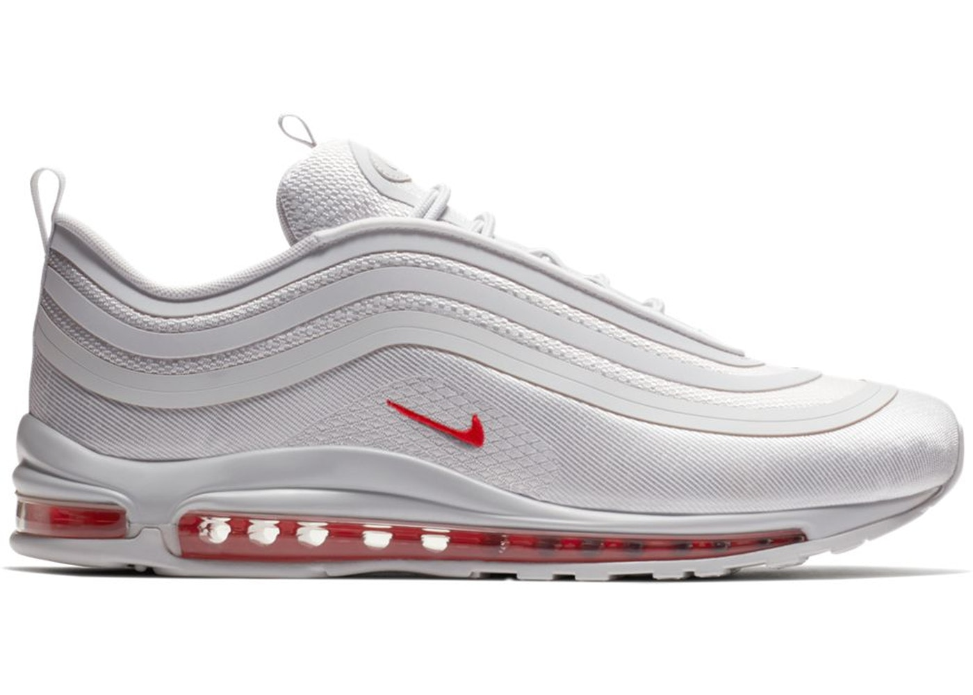 ed251a617271 HypeAnalyzer · Air Max 97 Ultra 17 Vast Grey University Red