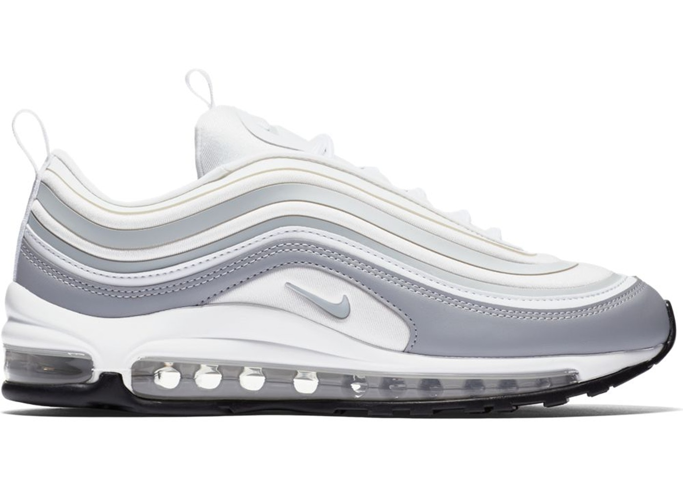 Air Max 97 Ultra 17 White Pure Platinum (W) 917704 102