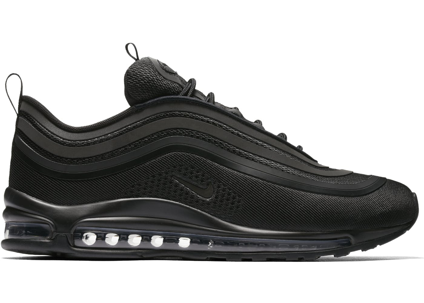 f3052b7ae97df Air Max 97 Ultra 17 Triple Black - 918356-002